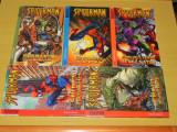 SERIA Spider-man  Marvel Age limba romana vol 1-5 - Dusmanii fiorosi spiderman