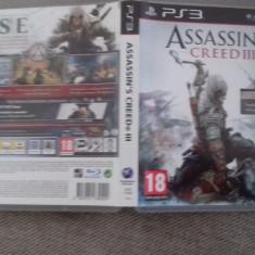 Assassin's Creed III - PS 3 [A] - Jocuri PS3, Actiune, 18+, Single player