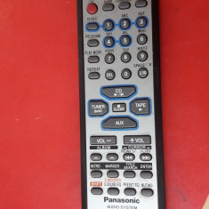 Telecomanda Panasonic N2QAHB000042 COMBINA AUDIO HI-FI, AUDIO SYSTEM - Telecomanda aparatura audio