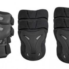Protectii skate Brawl Set protectii skate negru S - Role