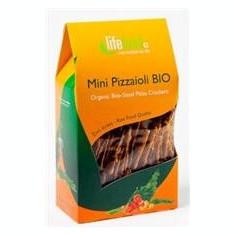 Crackers Pizza Raw Bio Lifefood 70gr Cod: 8594071481698 - Snack