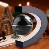 Glob pamantesc care leviteaza cu suport luminat