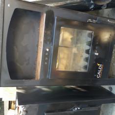 Vand BOILER ELECTRIC - 80 L - Semineu pe lemne !