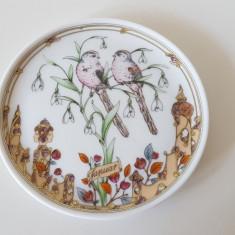 FARFURIOARA PORTELAN HUTSCHENREUTHER - OLE WINTHER, Decorative