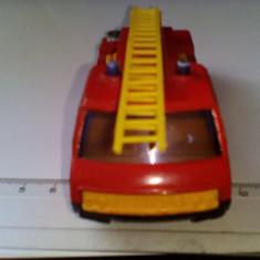 Bnk jc Corgi - masina de pompieri - Jucarie de colectie