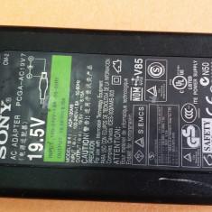 Alimentator Incarcator Laptop Sony 19.5V 6.15A 120W PCGA-AC19V7, Incarcator standard