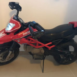 Motocicleta electrica Ducati - Motocicleta Ducati