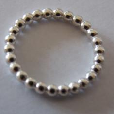 Inel Pandora autentic argint 190615 - Inel argint pandora, 46 - 56