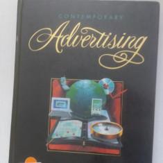 Contemporary Advertising - William F. Arens - Carte de publicitate