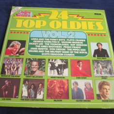 Various - 24 Top Oldies _ vinyl, LP _ RCA (Germania) - Muzica Pop Altele, VINIL