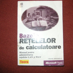 Microsoft Press - Bazele retelelor de calculatoare - Ed. Teora - Carte retelistica