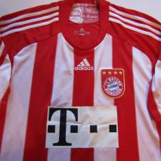 Tricou fotbal - BAYERN MUNCHEN - NR. 25 MULLER - Tricou echipa fotbal, Marime: XL, Culoare: Din imagine, De club, Maneca scurta