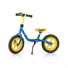 Bicicleta fara pedale Dusty Blue Gelb - Bicicleta copii