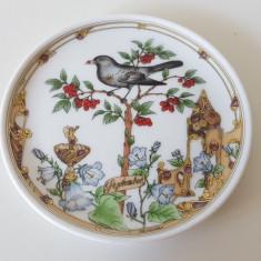 FARFURIOARA PORTELAN HUTSCHENREUTHER - OLE WINTHER, PASARE, Decorative