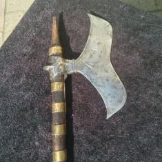 TOPORISCA ORIENTALA ( INDIA )SEC XIX - Metal/Fonta, Scule si unelte