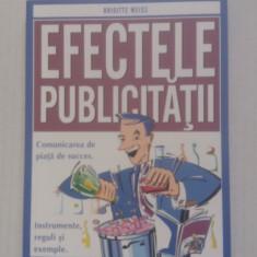 Efectele Publicitatii - Brigitte Weiss - Carte de publicitate