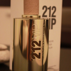 Parfum Original Carolina Herrera Carolina Herrera 212 VIP EDP (80 ml) Tester - Parfum femeie Carolina Herrera, Apa de parfum