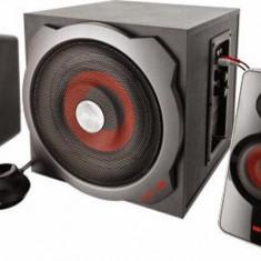Boxe Trust 2.1, Ultimate Bass, GXT 38, Negru, Oferta! - Boxe PC