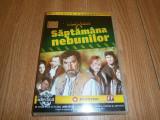 Filmul Saptamana nebunilor-Florin Piersic, dvd colectie!, Romana