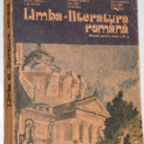 Limba si literatura romana - manual pentru clasa a XI - a, 1996 - Manual scolar, Clasa 11