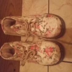 Incaltaminte copii - Pantofi copii, Culoare: Alb, Marime: 25.5