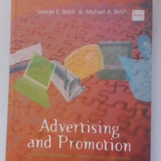 Advertinsing and Promotion - George Belch, Michael Belch - Carte de publicitate
