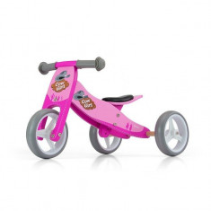 Bicicleta tranformabila Jake Pink Cowgirl