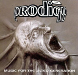 Prodigy The Music For Jilted Generation (cd)