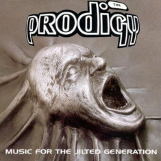Prodigy Music For The Jilted Generation (cd) - Muzica Dance