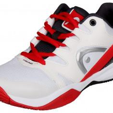 Head Nzzzo Junior 2017 pantofi tenis junior alb UK 1, 5 - Adidasi pentru Tenis