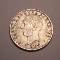 1 leu 1906 - Moneda Romania