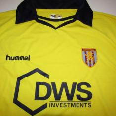 Tricou fotbal - ASTON VILLA (Anglia) - Tricou echipa fotbal, Marime: XL, Culoare: Din imagine, De club, Maneca scurta
