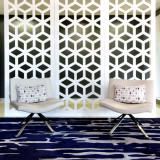 Perete decorativ CUBIC