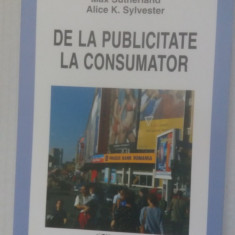 De La Publicitate La Consumator - Max Sutherland, Alice K. Sylve