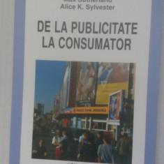 De La Publicitate La Consumator - Max Sutherland, Alice K. Sylve - Carte de publicitate