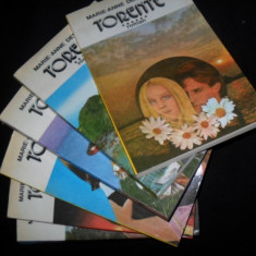 Torente(6volume)-Marie Anne Desmarest (stare foarte buna) - Roman