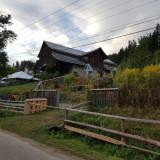 Casa de vacanta. (posibil pensiune) - Casa de vanzare, 192 mp, Numar camere: 4, Suprafata teren: 1800