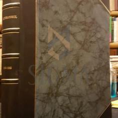 MACEDONSKI ALEXANDRU A., REVISTA LITERARA