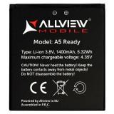 Acumulator Allview A5 Ready produs nou original, Alt model telefon Allview, Li-ion