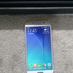 Samsung Galaxy S6 Verizion - Telefon mobil Samsung Galaxy S6, Auriu, 128GB, Orange