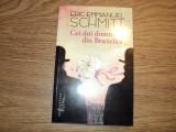 Cei doi domni din Bruxelles de Eric-Emmanuel Schmitt