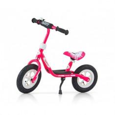 Bicicleta fara pedale Dusty Pink - Bicicleta copii