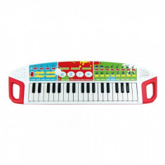 Orga Muzicala Cu 37 Clape Winfun Pentru Copii - Jucarie carucior copii