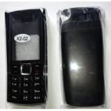 Carcasa Nokia X2-02 nou cu tastatura