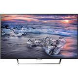 Televizor Sony LED Smart TV KDL49 WE755 124cm Full HD Black