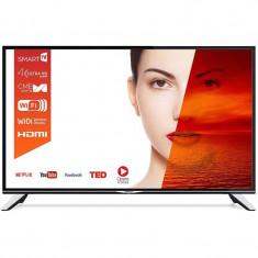 Televizor Horizon LED Smart TV 49 HL7510U 124 cm Ultra HD 4K Black Silver - Televizor LED Horizon, 125 cm