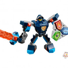 LEGO Nexo Knights - Costum de lupta - Clay 70362