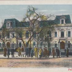 BUCURESTI PALATUL REGAL - Carte Postala Muntenia dupa 1918, Necirculata, Printata