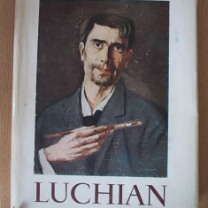 LUCHIAN- JIANU, COMARNESCU- album, format mare, numeroase reproduceri, Alta editura
