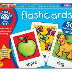 Joc educativ in limba engleza - Cartonase orchard toys